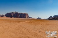 Guia para visitar el desierrto de Wadi Rum