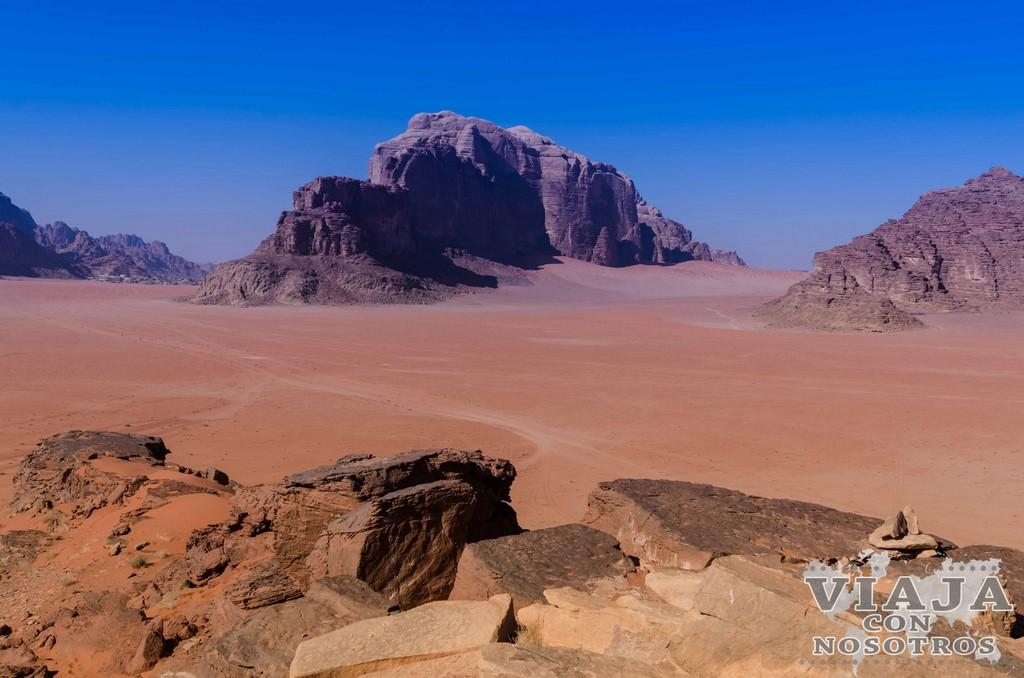 Los mejores hoteles del desierto de Wadi Rum