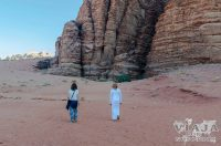 Como visitar el desierto de Wadi Rum económico