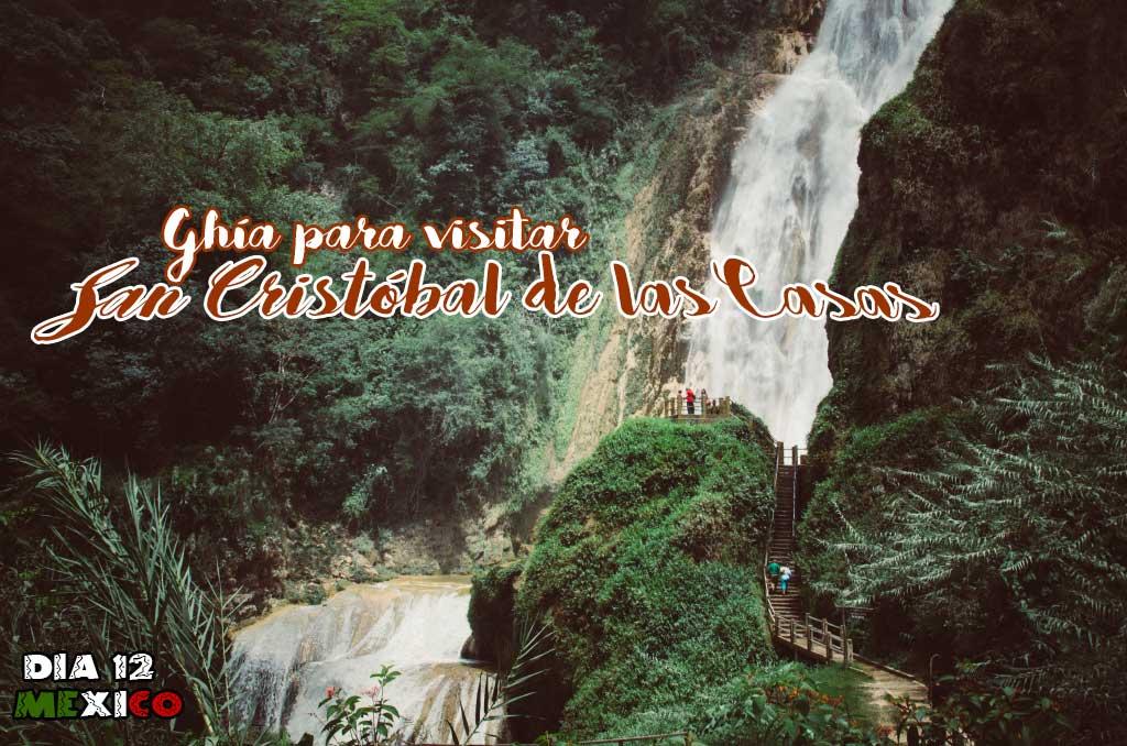 Como visitar las Cascadas del Chiflón y Lagos de Montebello