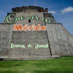 Mérida - Palenque: Ruinas Mayas de Uxmal