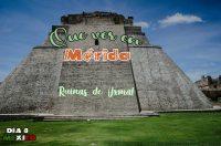 Como visitar las Ruinas Mayas de Uxmal por tu cuenta