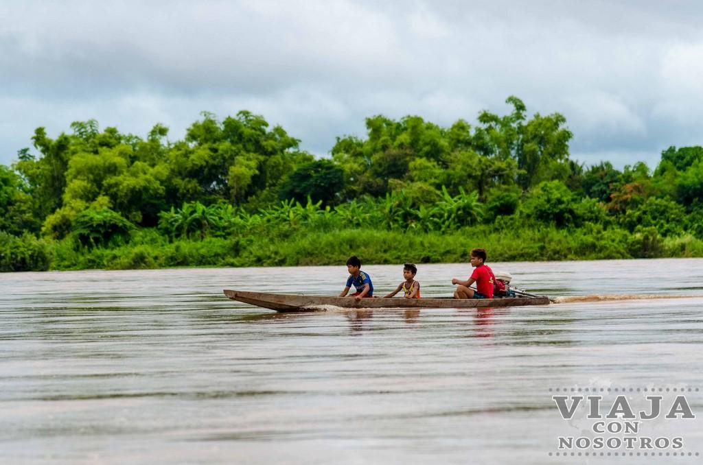 como llegar a las 4000 islas de laos