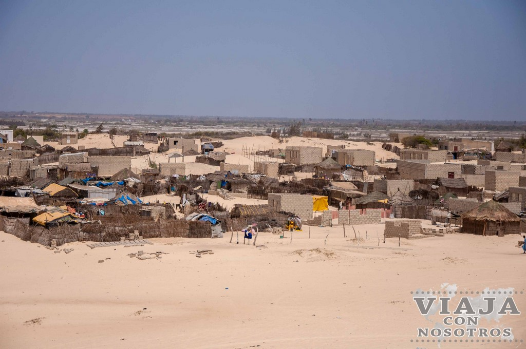 Como visitar el Lago Rosa de Senegal