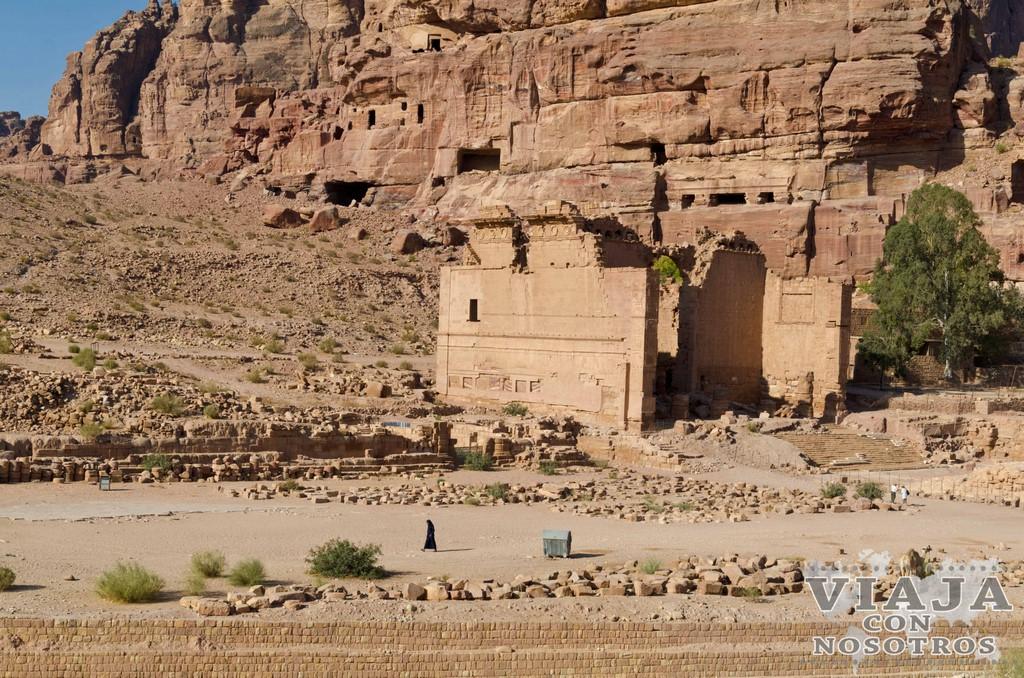 Que ver en Petra en dos días