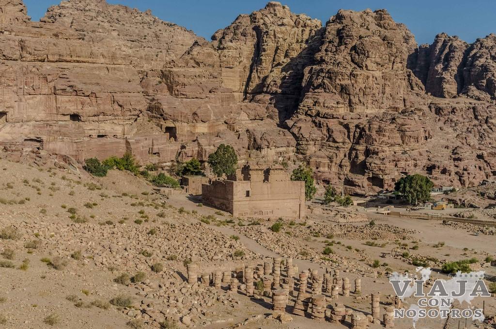 Como visitar Petra por tu cuenta
