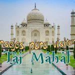 Agra: Fuerte Rojo, Taj Mahal