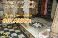 Que ver y que hacer en Bikaner