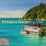 Islas Perhentian: Dos Islas en el Mar de China