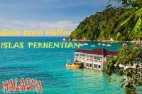 Que hacer y que ver en las Islas Perhentian.