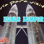 Madrid - Kuala Lumpur: Torres Petronas