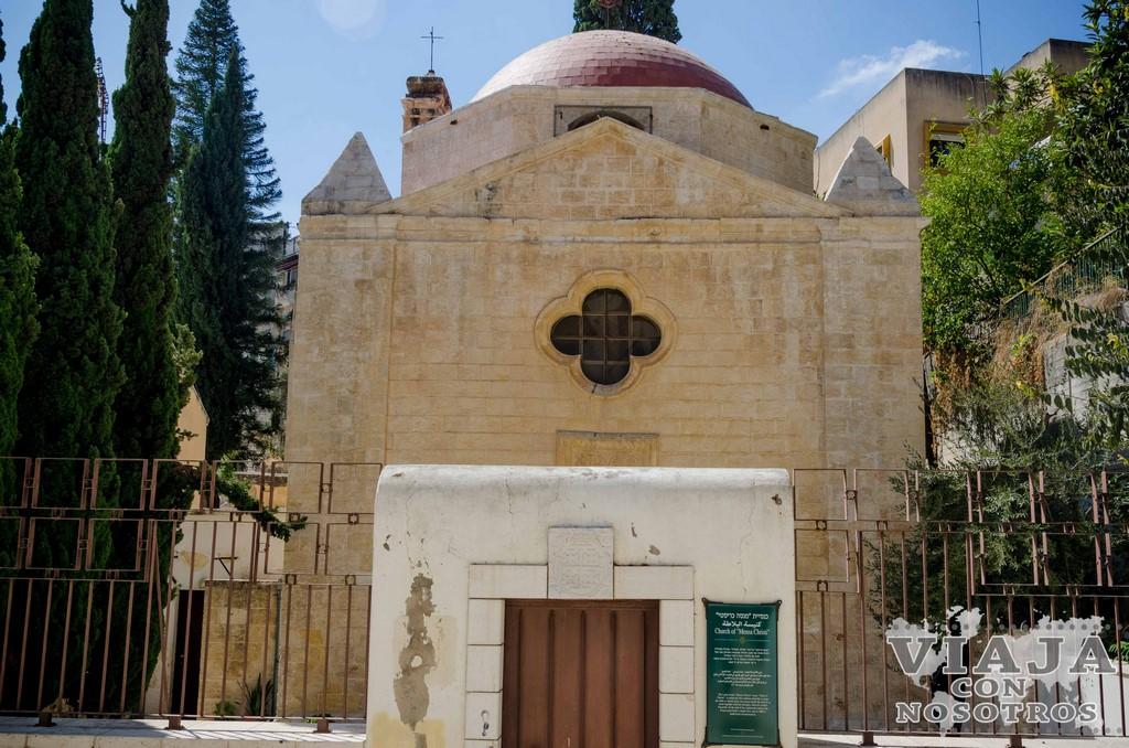 Iglesia Mensachristi Nazareth