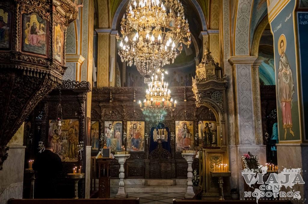 Recorrido para visitar Nazareth