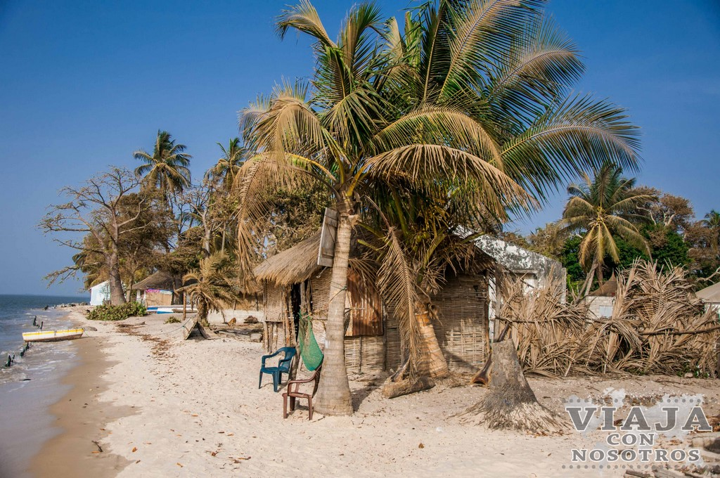 Que ver en la Isla de Carabane