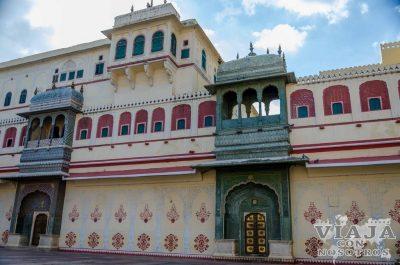 Donde alojarse en Jaipur