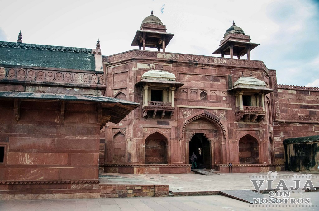 Jaipur, la ciudad rosa de la India