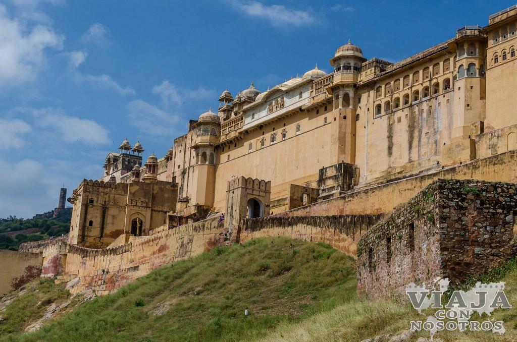 Fuerte Amber de Jaipur