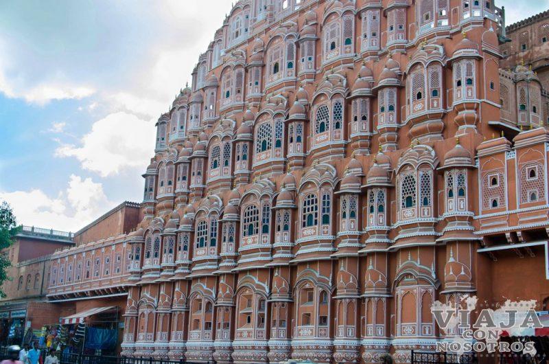 Palacio Hawa Mahal de Jaipur