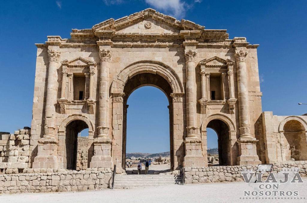 Como ver Jerash por tu cuenta
