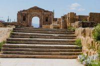 Información útil para vistar Jerash