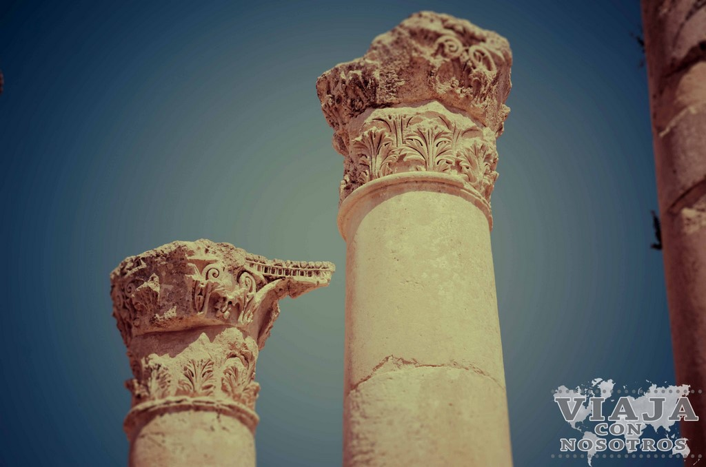 Tours a Jerash