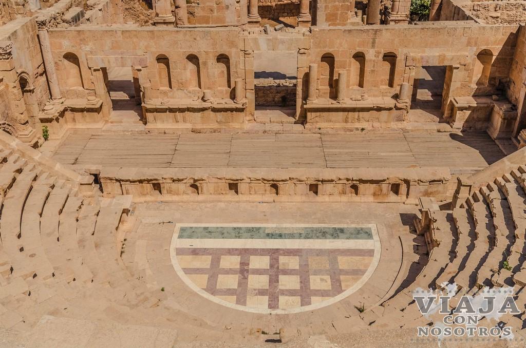 Que ver en Jerash