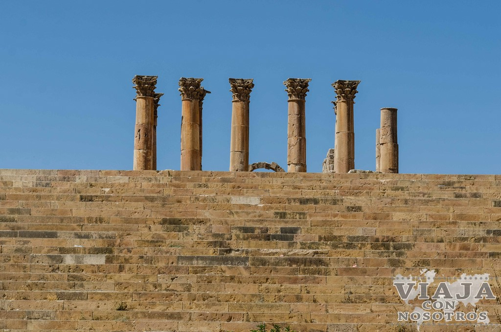 Guia completa para visitar Jerash