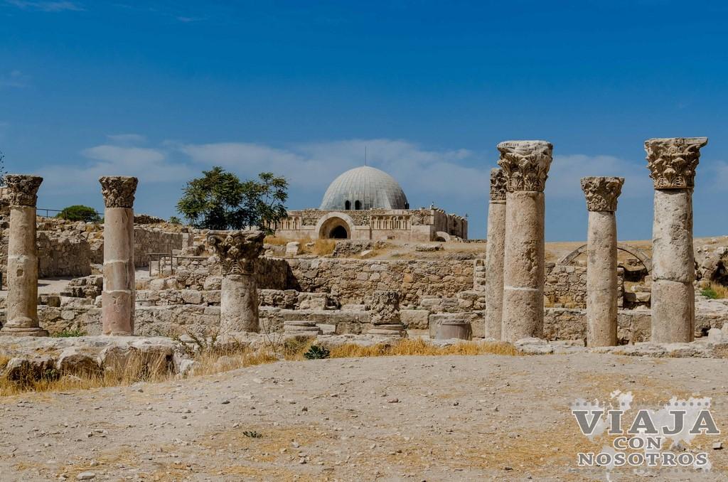 Consejos para visitar la Ciudatela de Amman