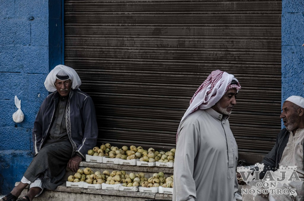 Como ir de Mdaba a Amman en autobus