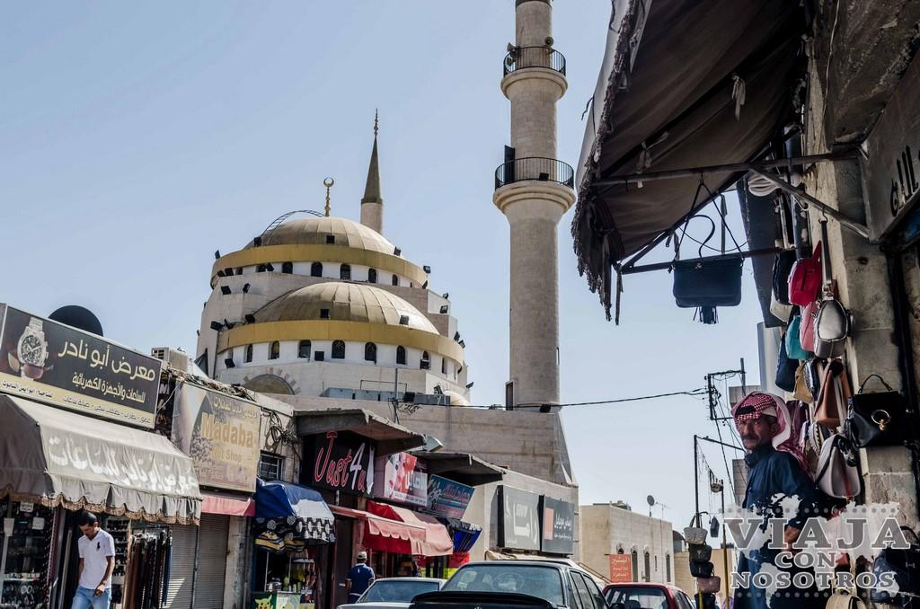 Mezquitas en Madaba