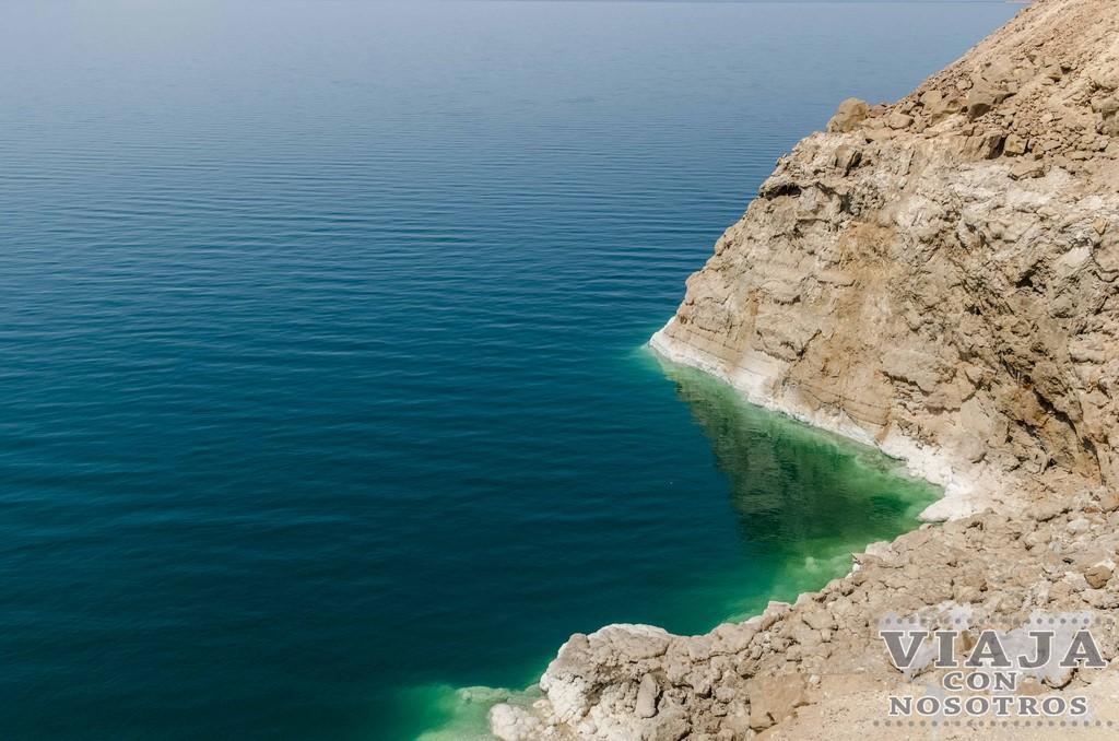 Como visitar el Mar Muerto de Jordania