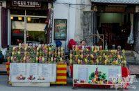 mercado nocturno luang prabang
