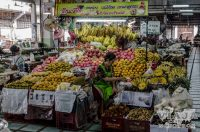 mercado Ubon Ratchathani tailandia