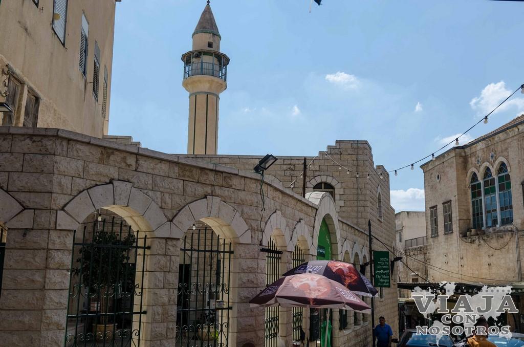 Mezquita Blanca Nazareth