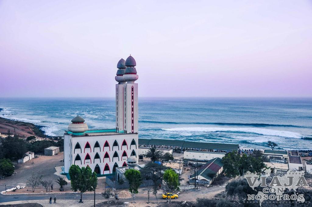 Mezquita de la Divinidad de Dakar