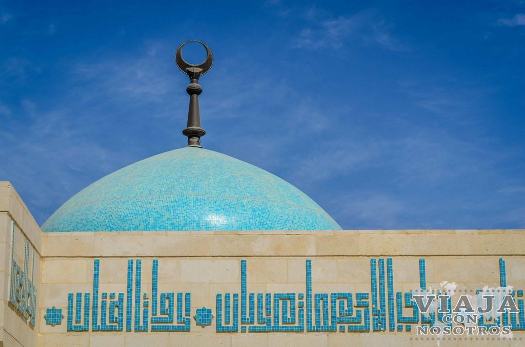 Lugares pocos turisticos en Amman