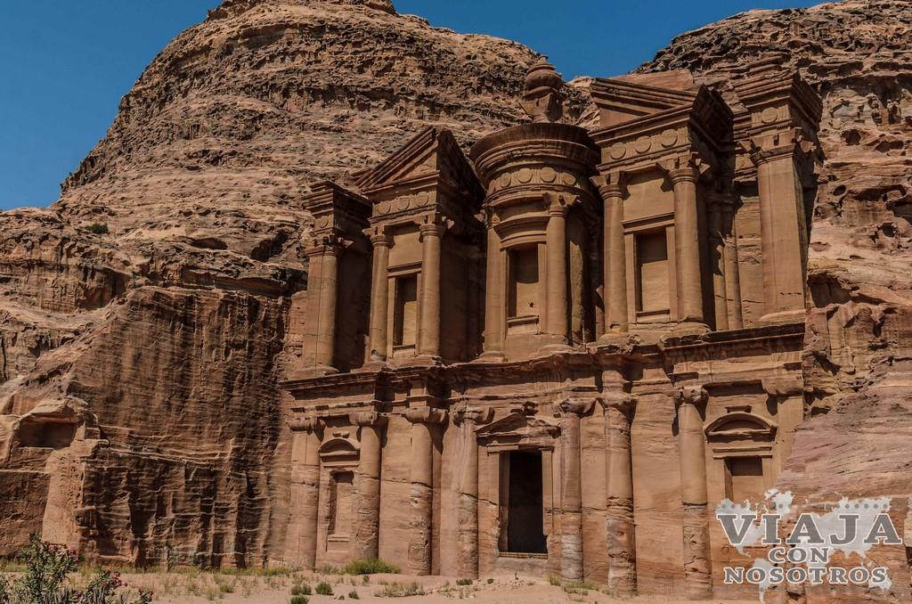 Como ver Petra desde arriba