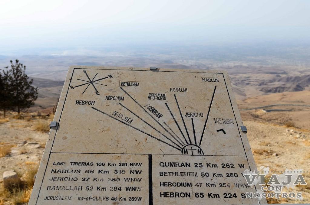 Lo que tienes que ver en el Monte Nebo