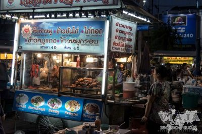 que comer en Ubon Ratchathani