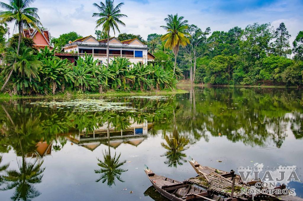 Guía para visitar los templos de Angkor en dos días