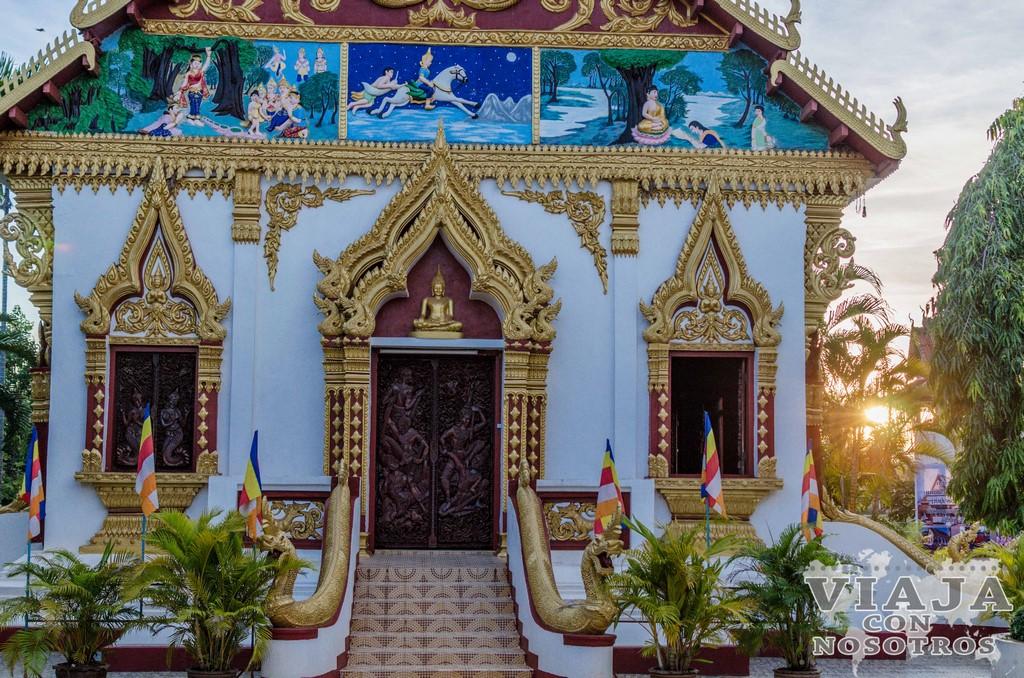Como ir de Pakse a Si Phan Don y las 4000 islas