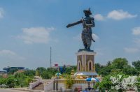 parque chao anouvong vientiane