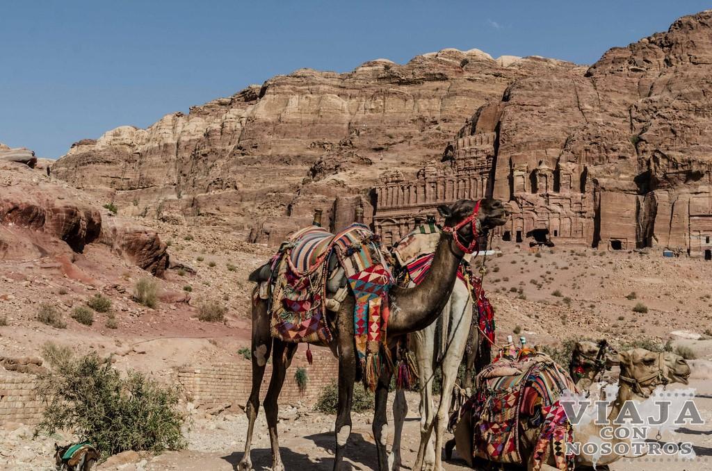 Ruta para visitar Israel y Jordania por tu cuenta