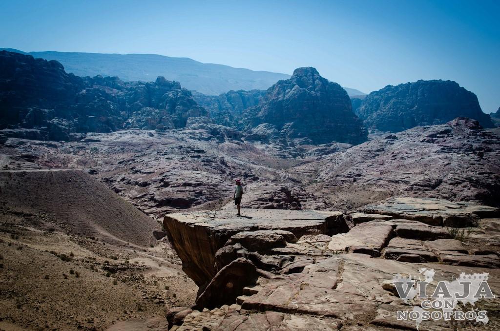 Ruta detallada para visitar Petra
