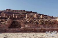Como subir a los miradores de Petra