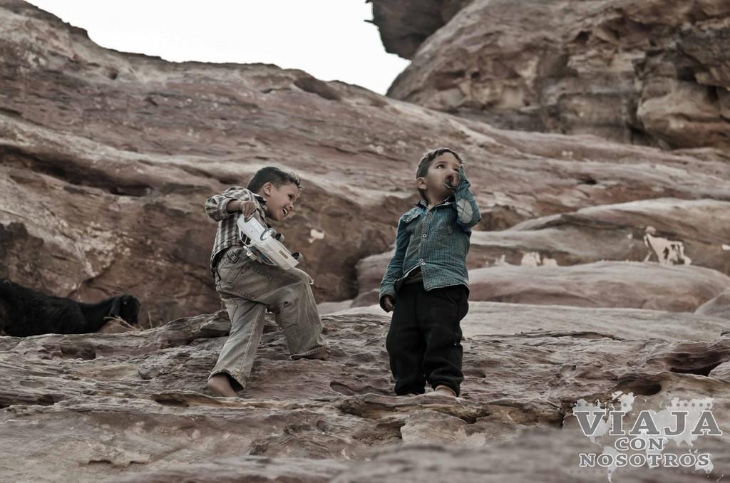 Los mejores miradores de Petra