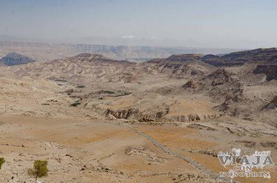 Como moverse por Jordania