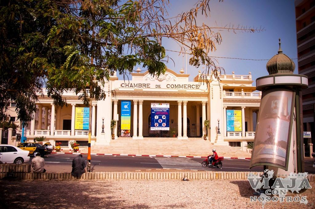 Plaza de la Independencia de Dakar