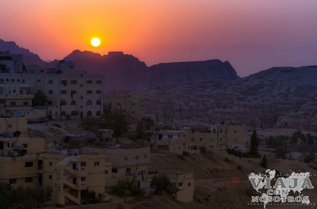 Visita nocturna de Petra