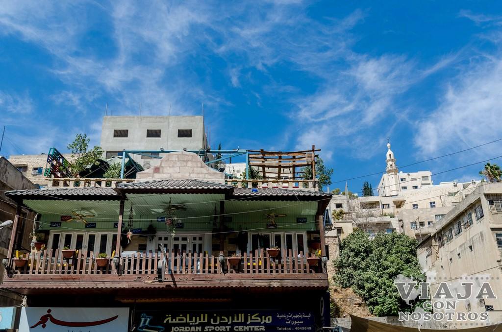 Platos típicos de Amman
